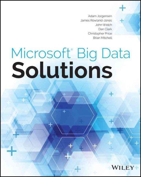 Microsoft big data solutions /