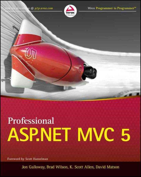Professional ASP.NET MVC 5 /