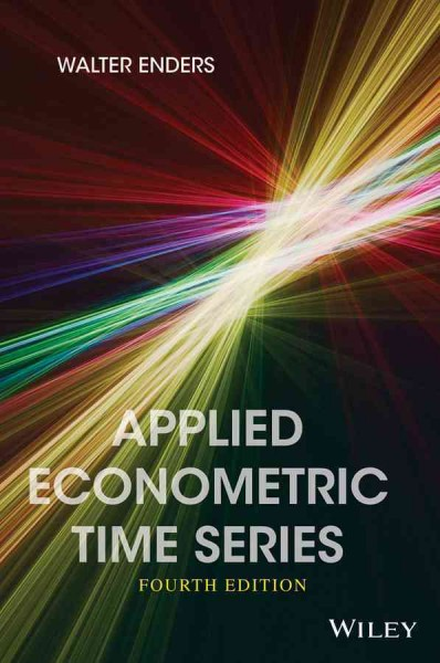 Applied econometric time series /