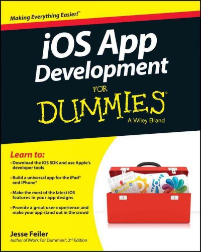 iOS app development for dummies /