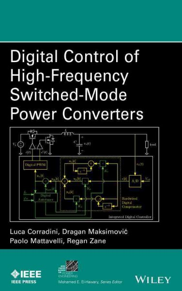 Digital control of high-frequency switched-mode power converters /