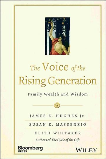 The voice of the rising generation : : family wealth and wisdom