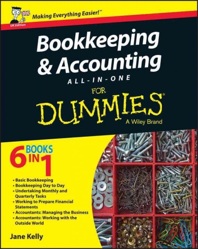 Bookkeeping & accounting all-in-one for dummies /