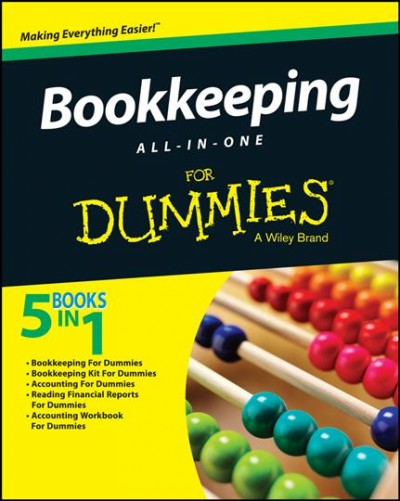 Bookkeeping all-in-one for dummies /