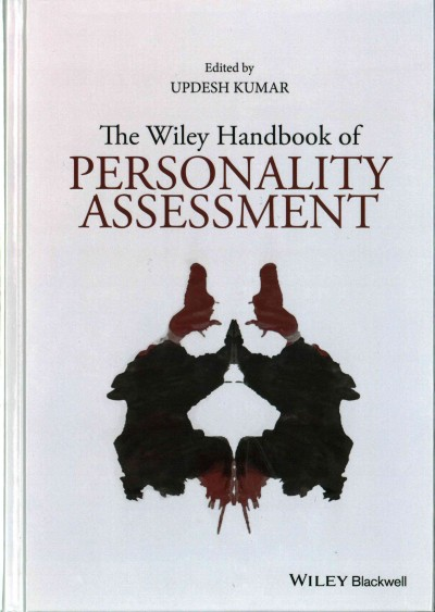 The Wiley handbook of personality assessment /
