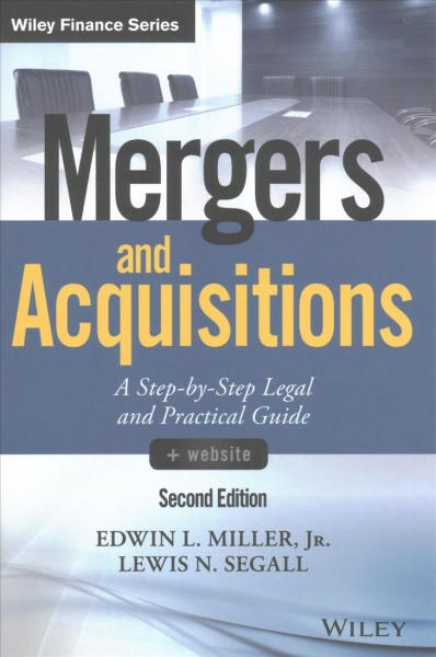 Mergers and Acquisitions + Website