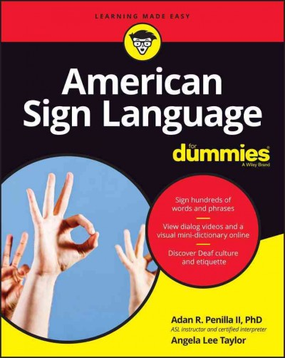 American Sign Language for Dummies + Videos