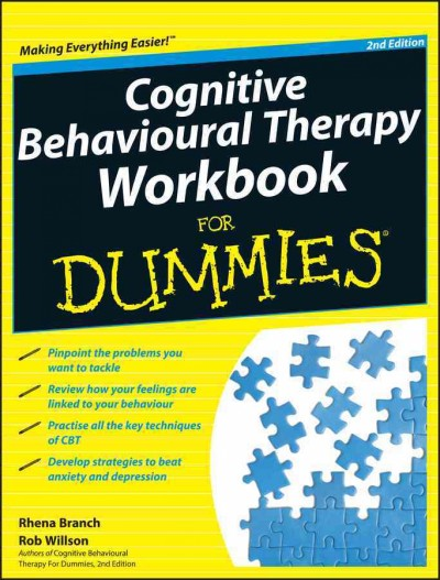 Cognitive behavioural therapy workbook for dummies /