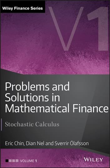Problems and solutions in mathematical finance.