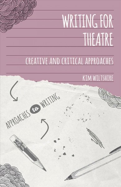 Writing for Theatre