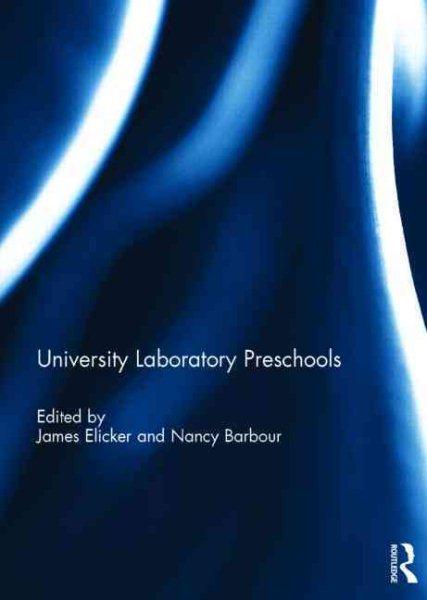 University laboratory preschools /