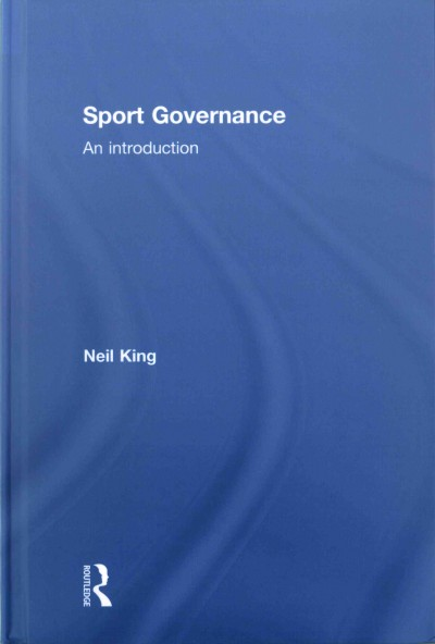 Sport governance : an introduction /