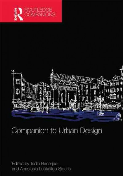 Companion to urban design /