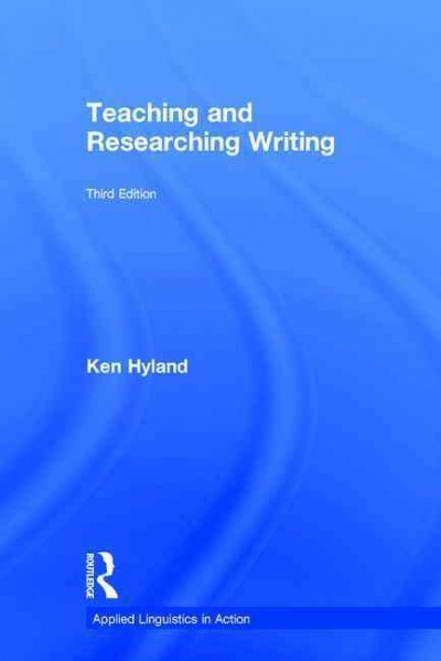 Teaching and researching writing