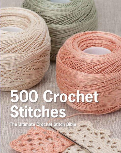 650 Crochet Stitches