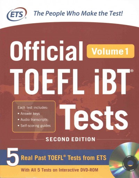 Official Toefl Ibt Tests Savings Bundle