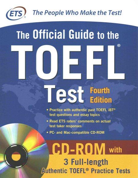 Official Toefl Test Prep Savings Bundle