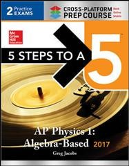 5 Steps to a 5 Ap Physics 1 2017