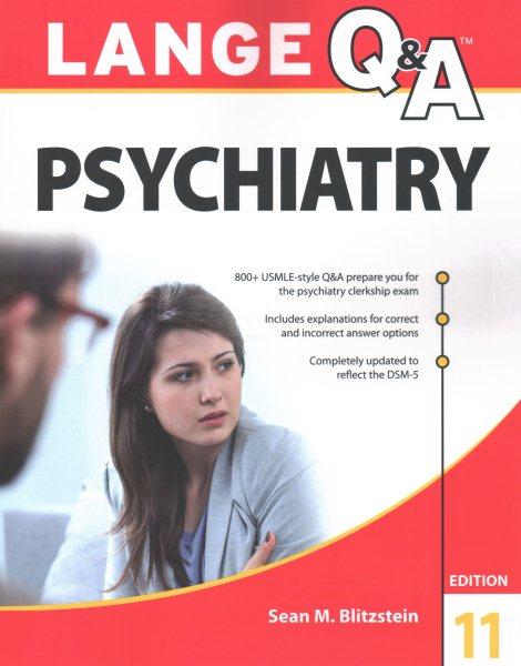 Lange Q&a Psychiatry