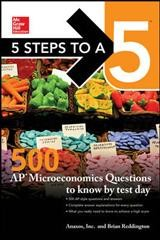 Mcgraw-hill's 500 Ap Microeconomics Questions to Know by Test Day