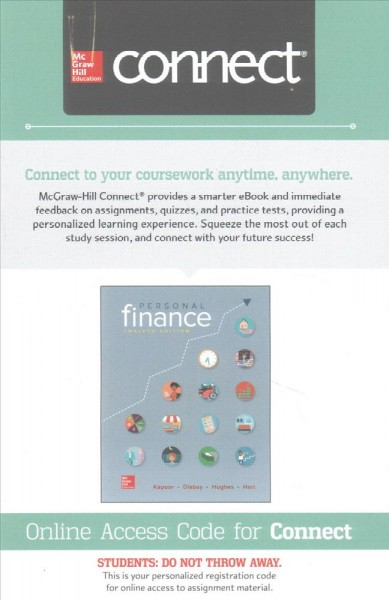 Personal Finance Connect Access Card