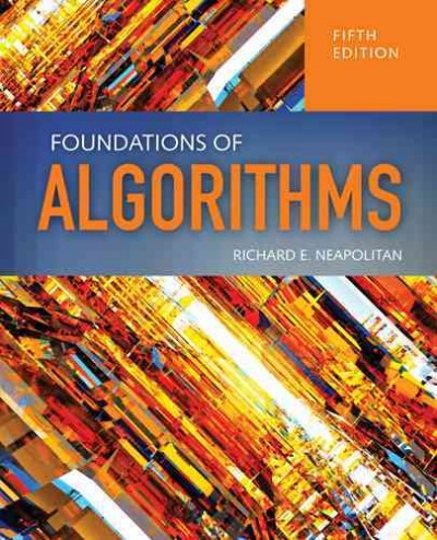 Foundations of algorithms /