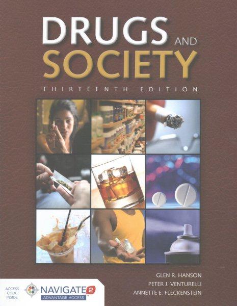 Drugs & Society + Advantage Access