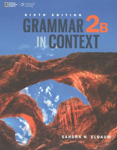 Grammar in Context