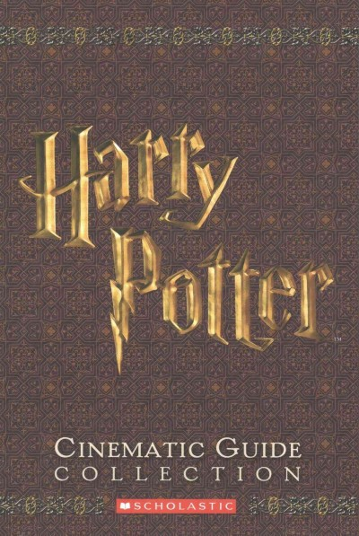 Harry Potter Cinematic Guide Boxed Set