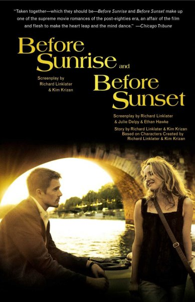 Before Sunrise and Before Sunset: Two Screenplays 愛在日落巴黎