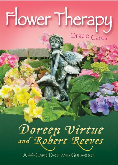 Flower Therapy Oracle Cards(Cards)