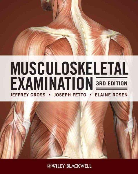 Musculoskeletal examination /
