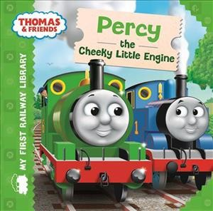 My First Railway Library Percy Cheeky