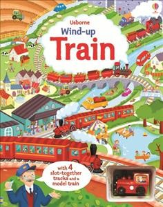 Usborne wind-up train /