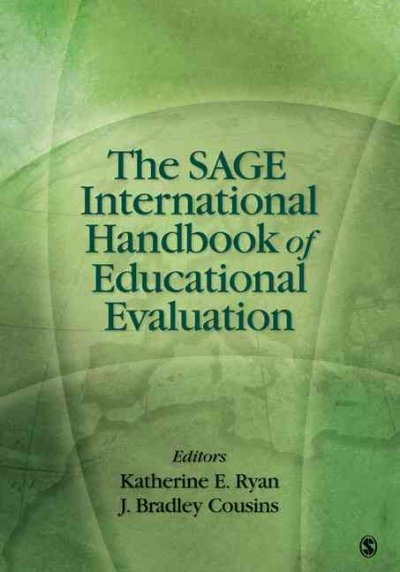 The SAGE international handbook of educational evaluation /