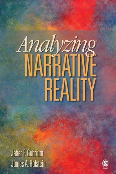 Analyzing narrative reality /