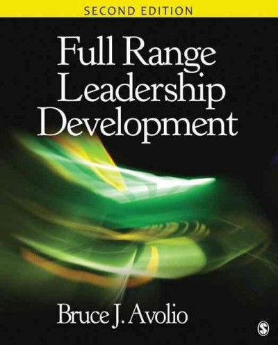 Full range leadership development /