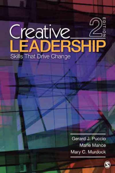 Creative leadership : skills that drive change /