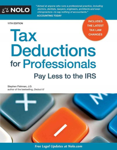 Tax deductions for professionals /