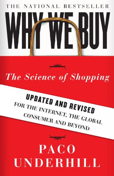 Why we buy : the science of shopping /