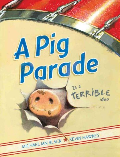 A pig parade is a terrible idea 書封