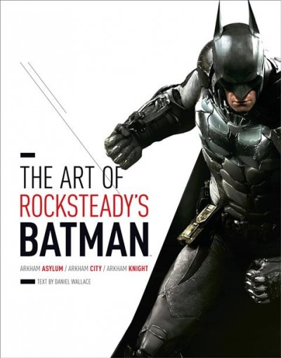The art of Rocksteady