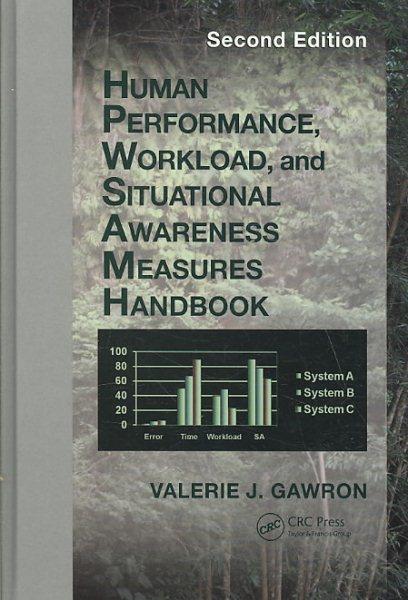 Human performance, workload, and situational awareness measures handbook /