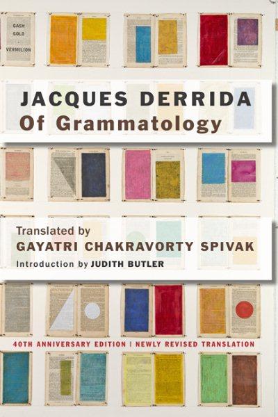 Of grammatology /