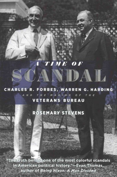 A Time of Scandal
