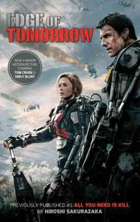 Edge of Tomorrow MTI(Previously published as All You Need Is Kill)明日邊界電影原著小說