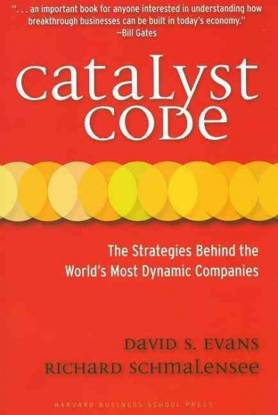 Catalyst code:the strategies behind the world