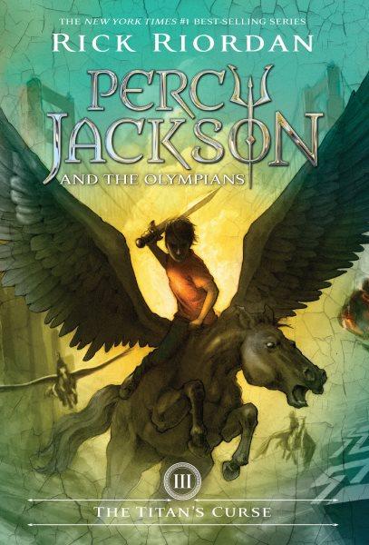 Percy Jackson 3:Titan`s Curs 波西傑克森3:泰坦魔咒