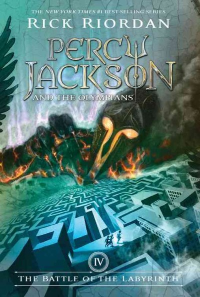 Percy Jackson 4:The Battle of the Labyrinth 波西傑克森4:迷宮戰場