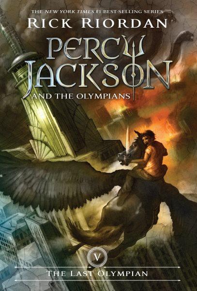 Percy Jackson 5:The Last Olympian 波西傑克森5:終極天神